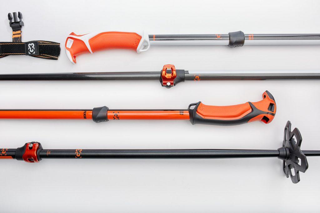 G3-Ski-Poles