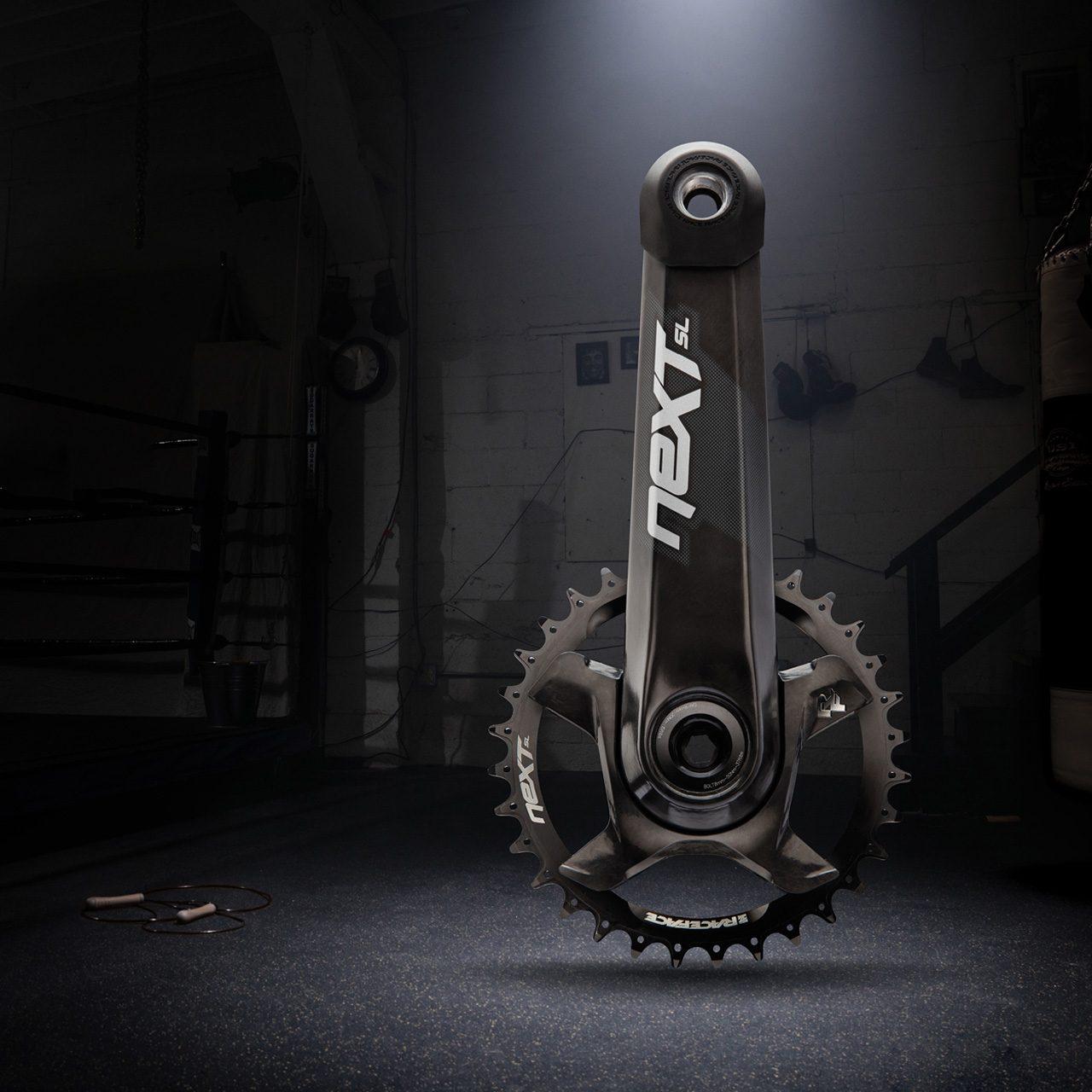 RacefaceNext Bike Crankset