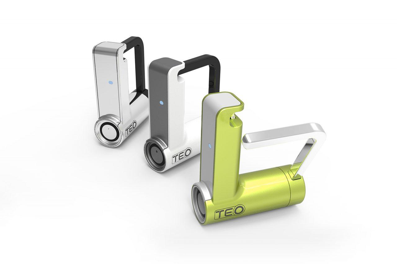 Teo Lock Product Colourways