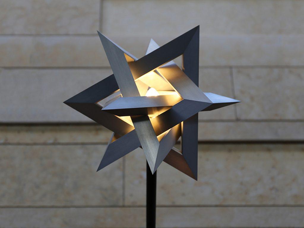 Star of David Model