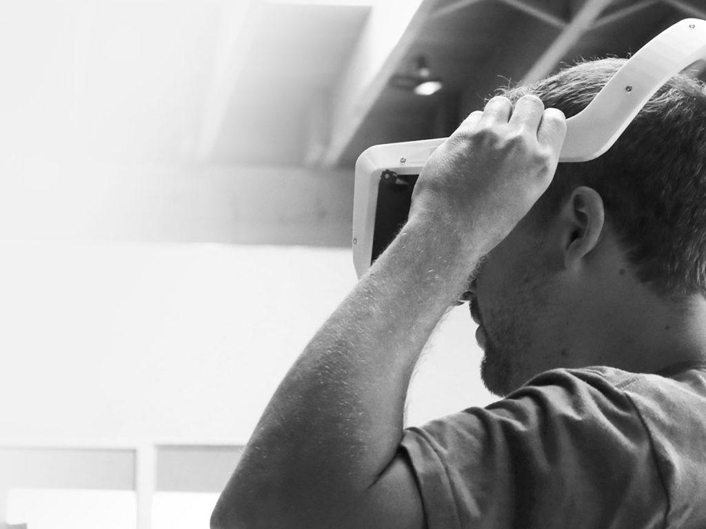 VR Headset Prototype